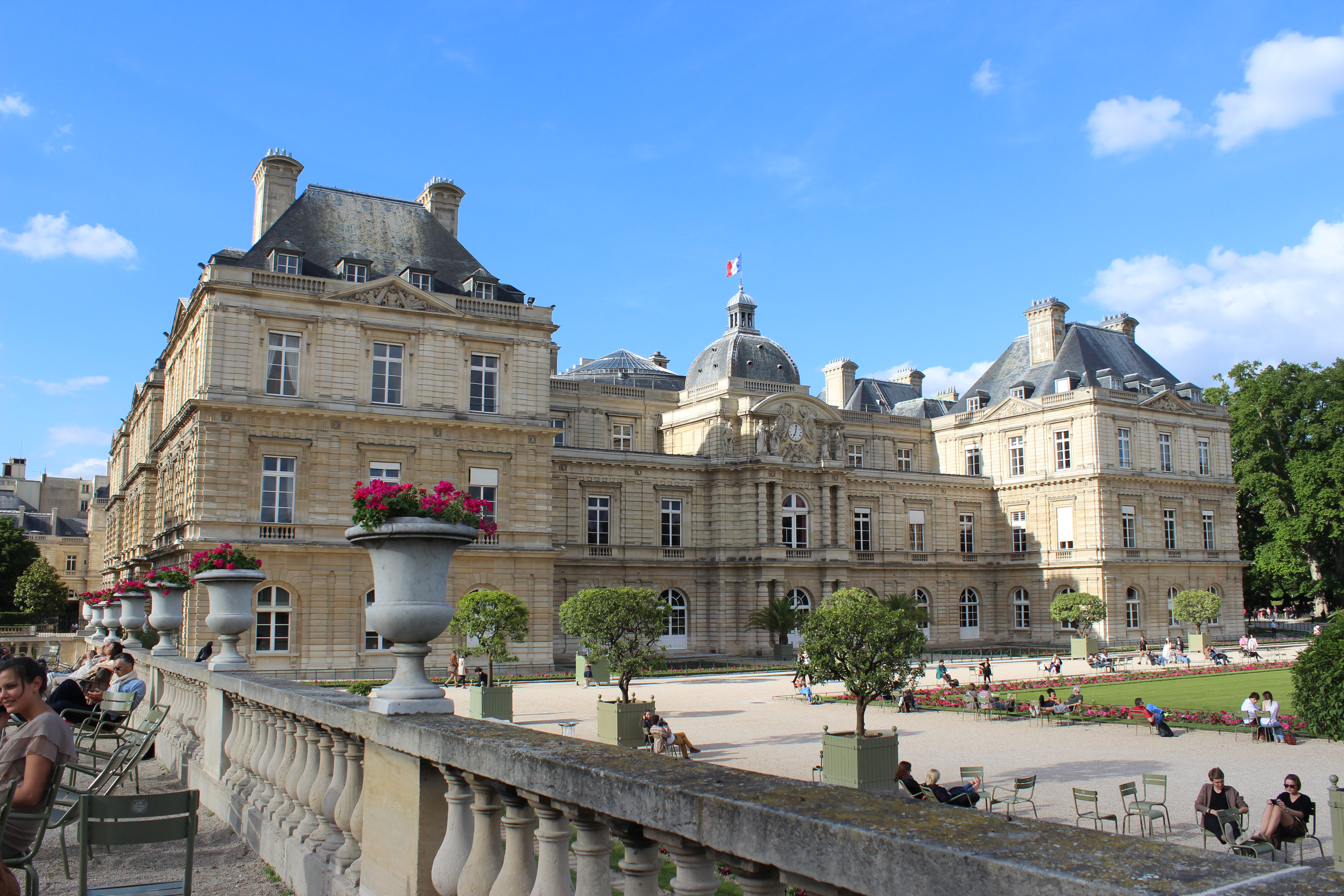 File Le Jardin du Luxembourg Paris France panoramio 23