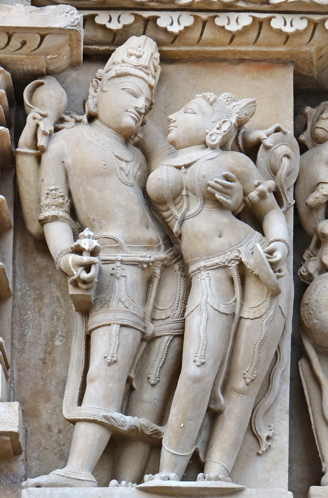 Jain temple erotic sculpture