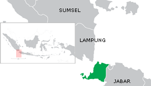 Banten province, Indonesia