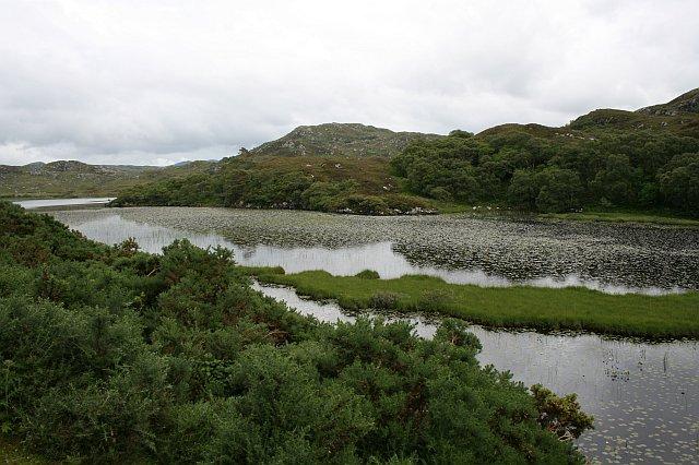File:Loch Culag, Lochinver - geograph.org.uk - 485510.jpg