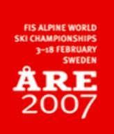 FIS Alpine World Ski Championships 2007