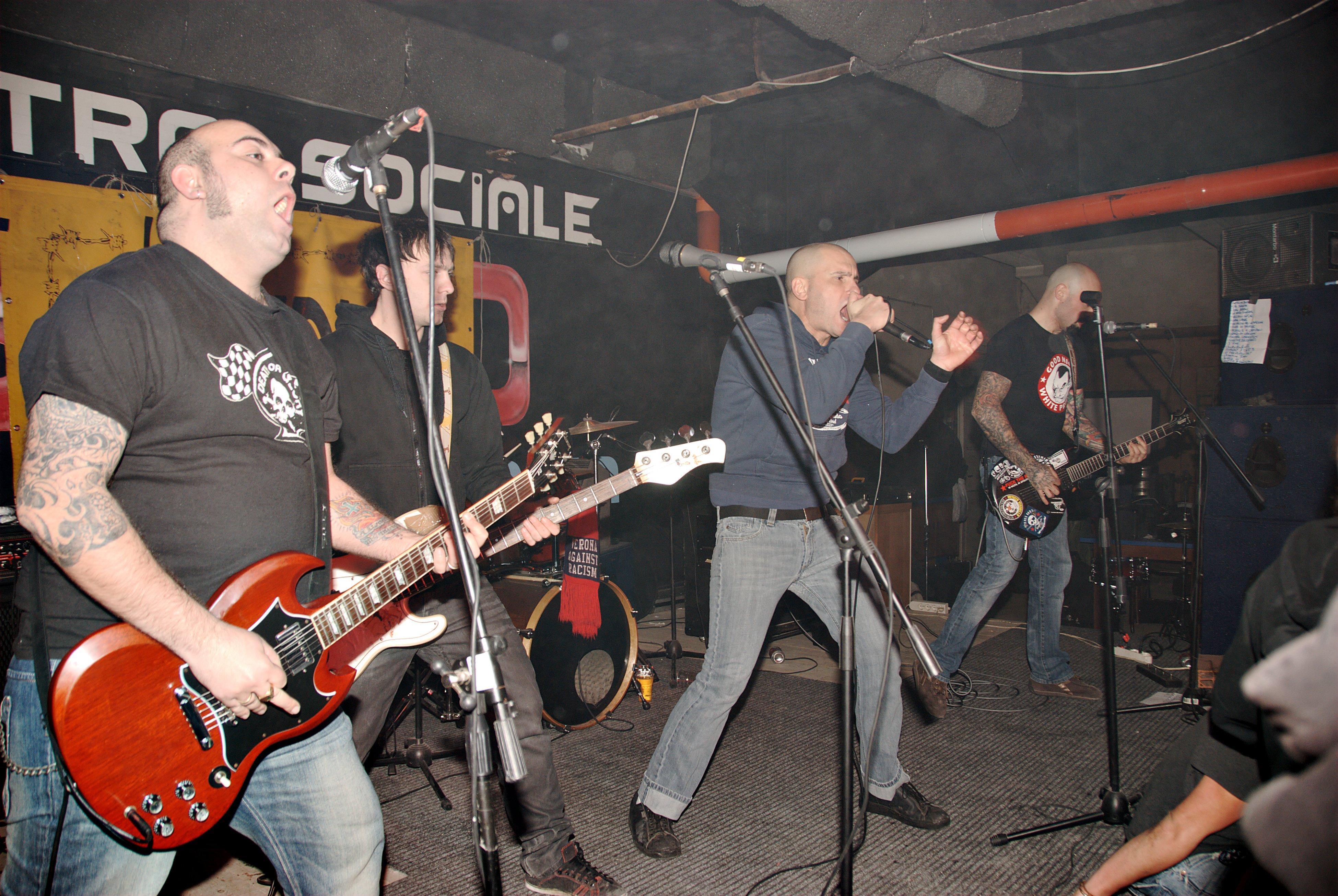 Los Fastidios Fetter Skinhead In 2007