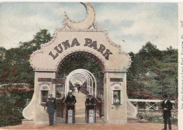 Luna Park Scranton Wikipedia