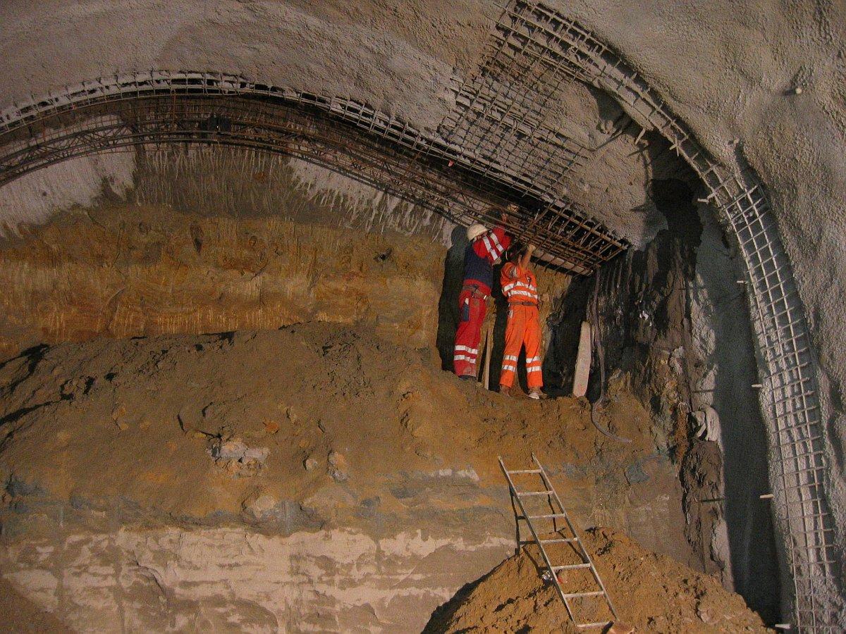 Tunnel Construction Wikipedia