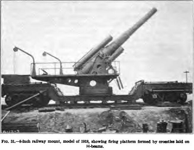 8-inch gun M1888 - Wikipedia