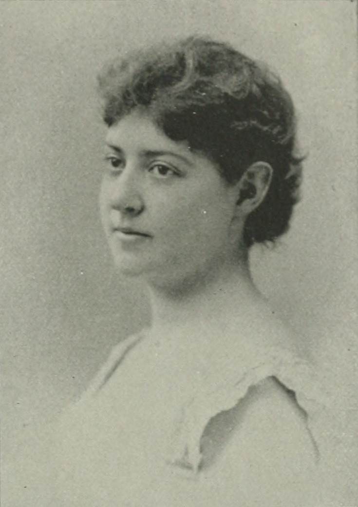 MAUDE ANDREWS OHL. A woman of the century (page 555 crop).jpg