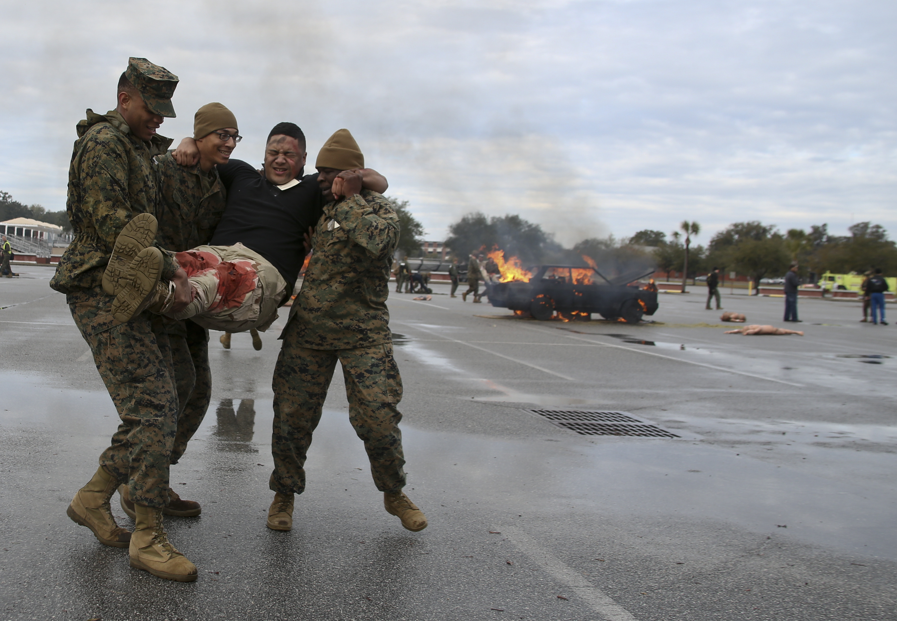 File:MCRD Parris Island Anti-Terrorism-Force Protection ...
