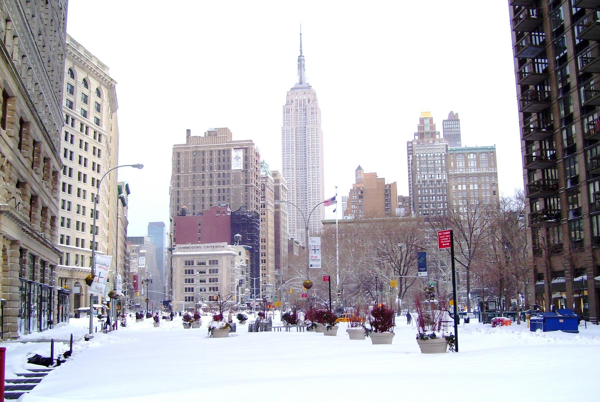 temperatura en nueva york hoy: