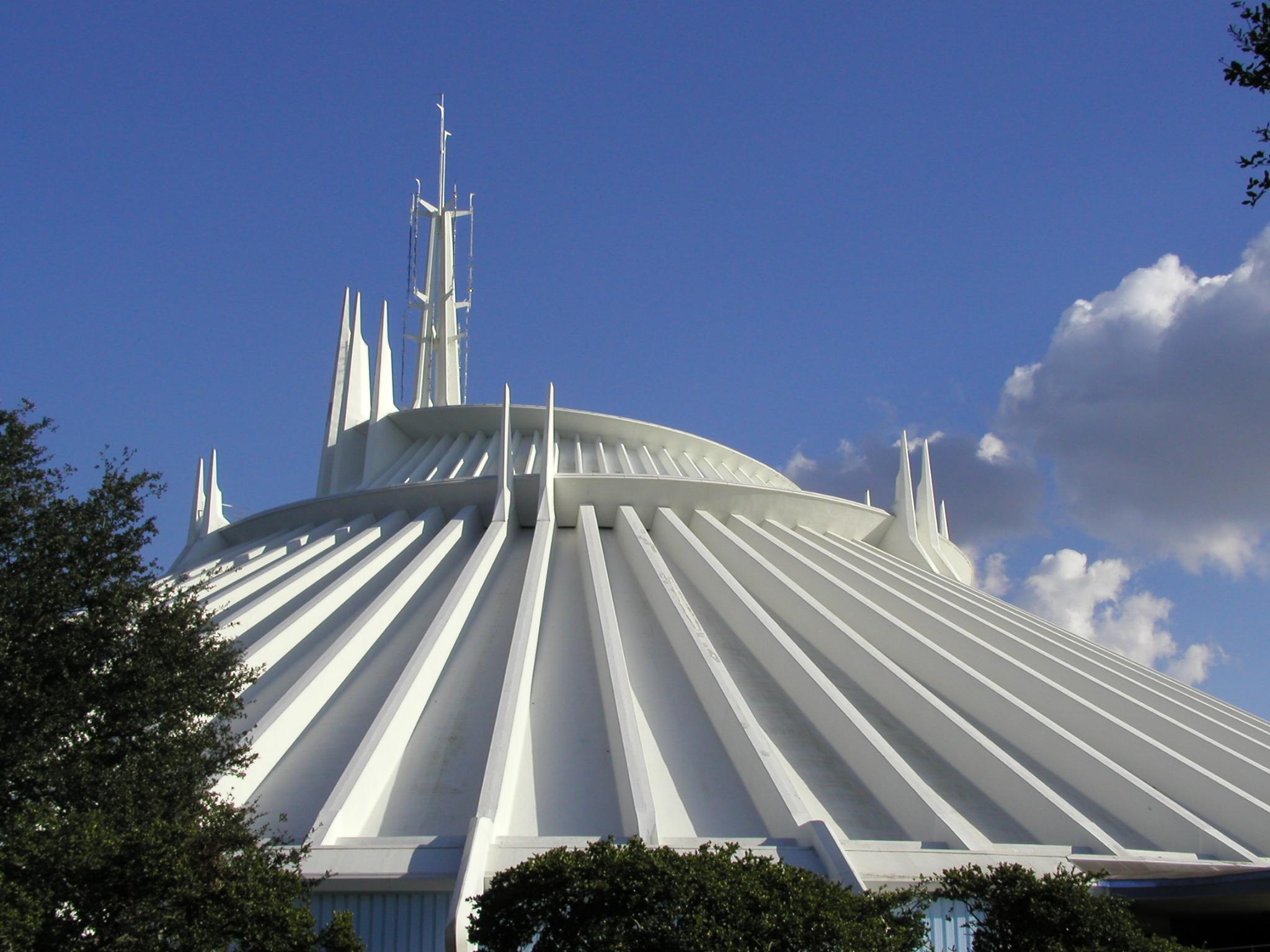 Space Mountain Disneyland Disney
