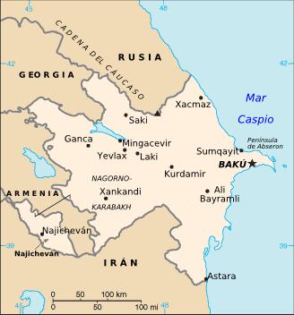 Azerbaiyán  Wikipedia la enciclopedia libre