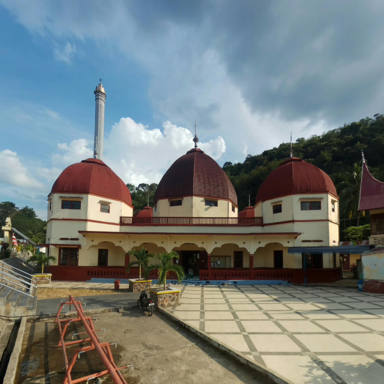 Nurul Islam Great Mosque Wikipedia