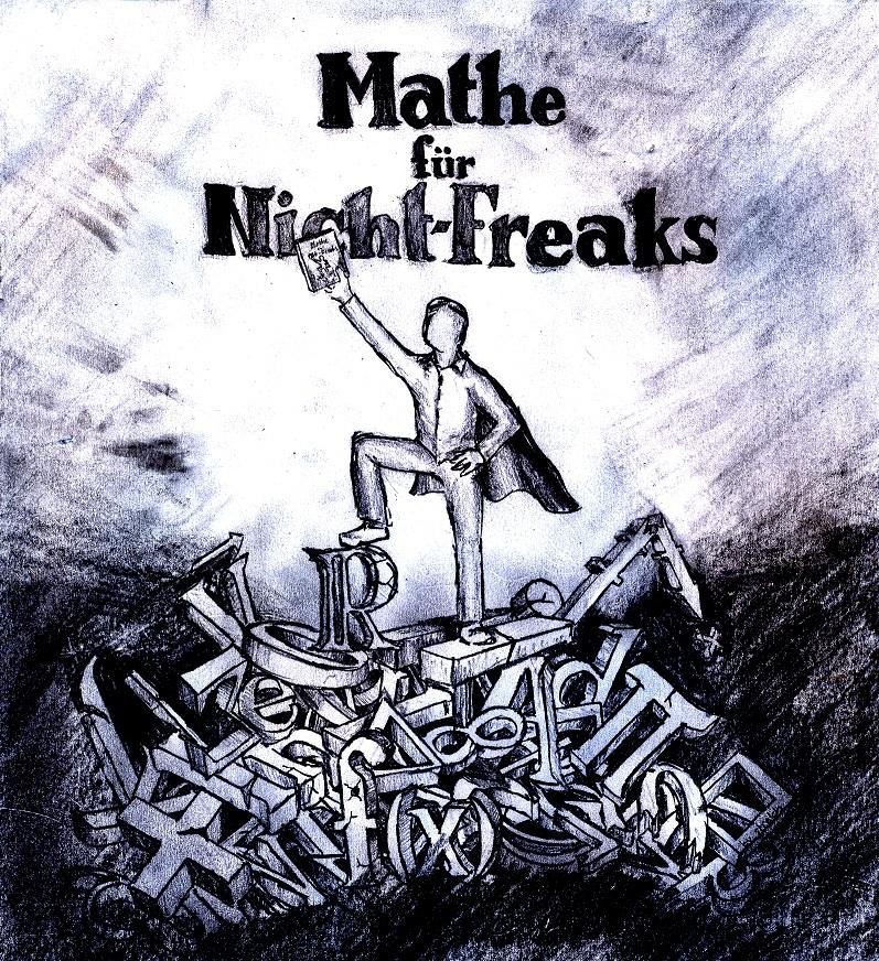 Datei Mathe Für Nicht Freaks Deckblatt Entwurf 2 Jpg Wikipedia