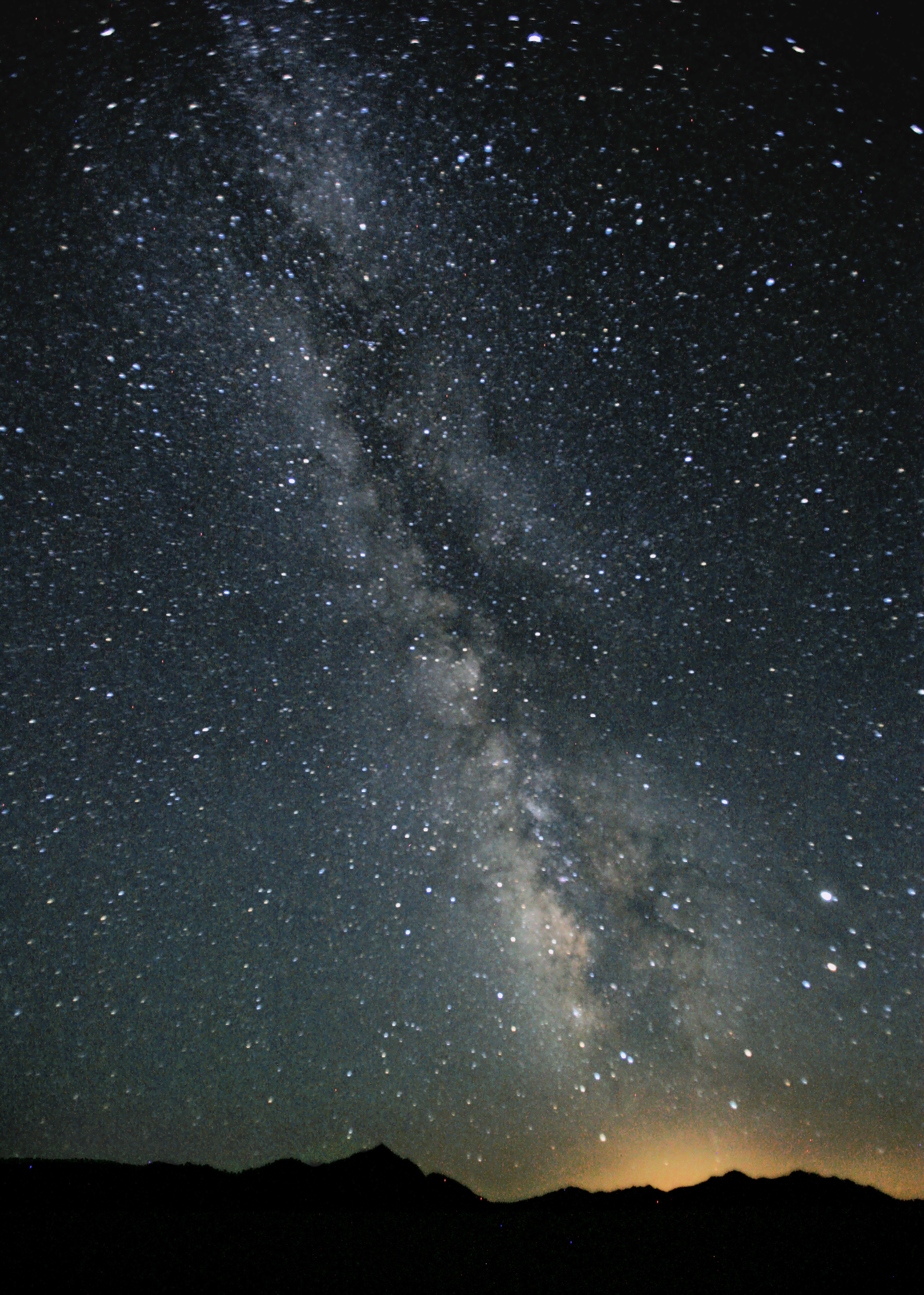Milky Way - Courtesy of Wikipedia