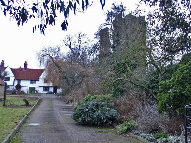 nether hall roydon essex