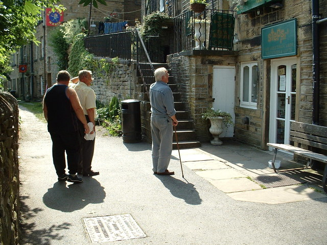 Norah Batty's Steps - geograph.org.uk - 360607