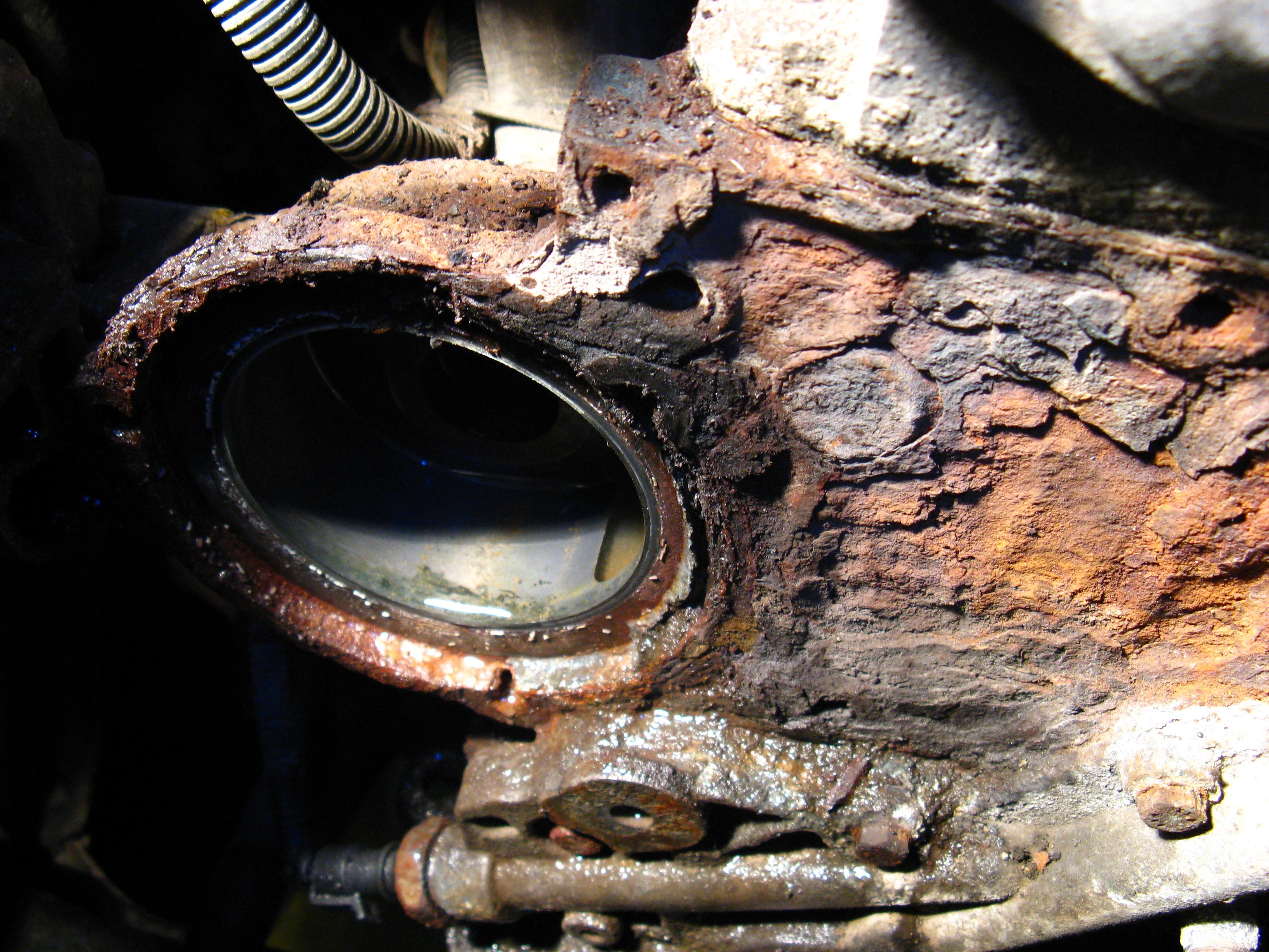 Fileopel Engine X14nz Rusty Block Near The Water Pump Opel Diagrams