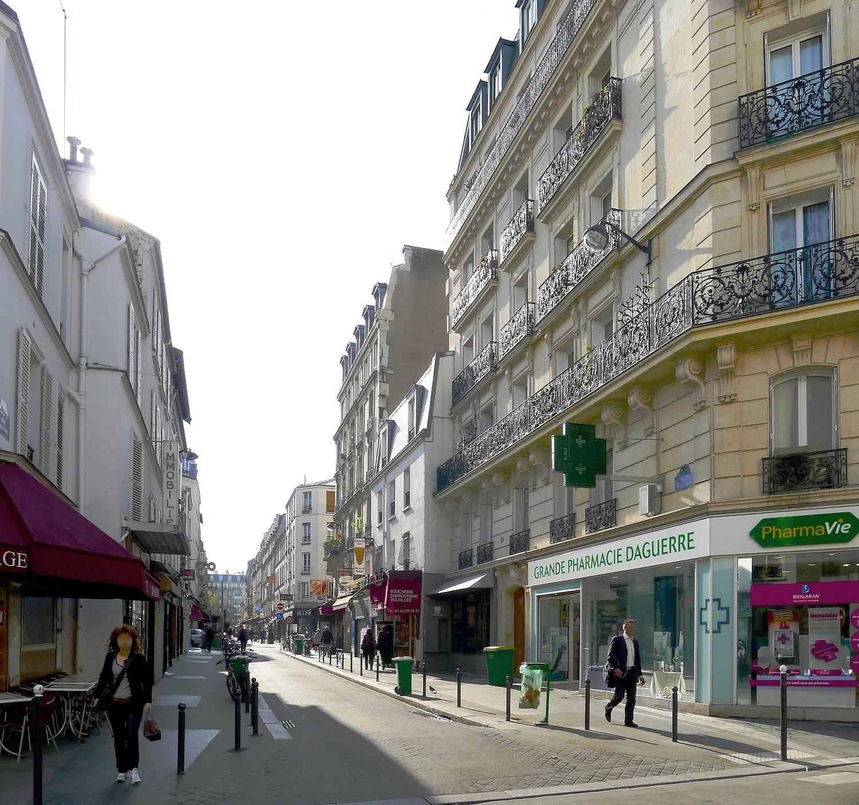 Rue De La Ville Neuve Paris E Arrondissement