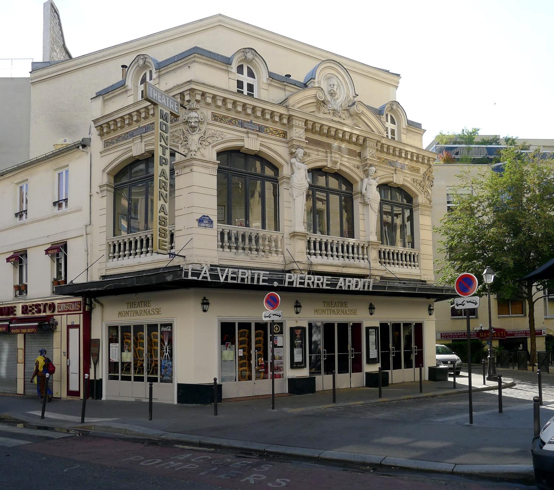 Hotel Rue De La Gaite Paris