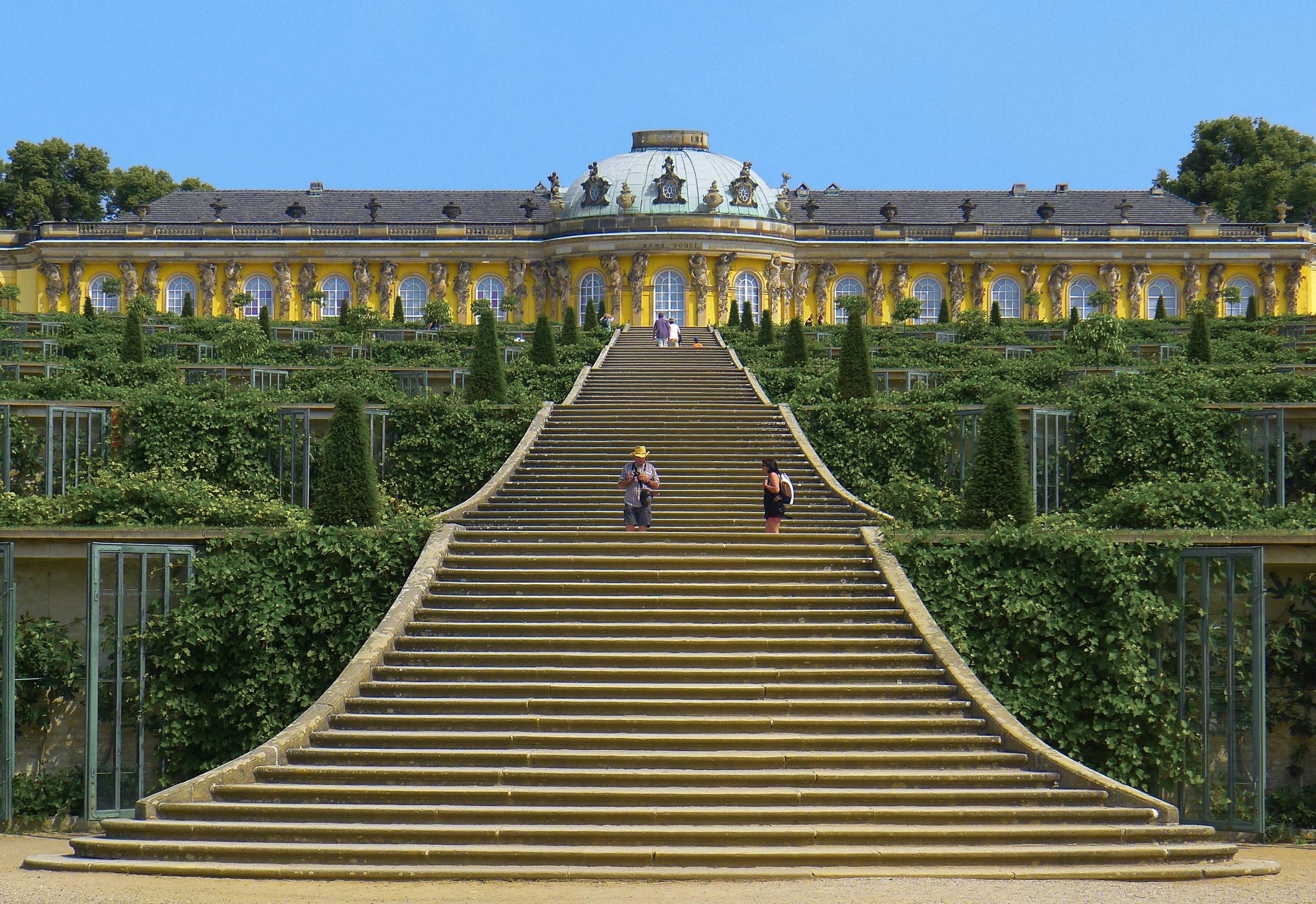 Sanssouci Wikipedia