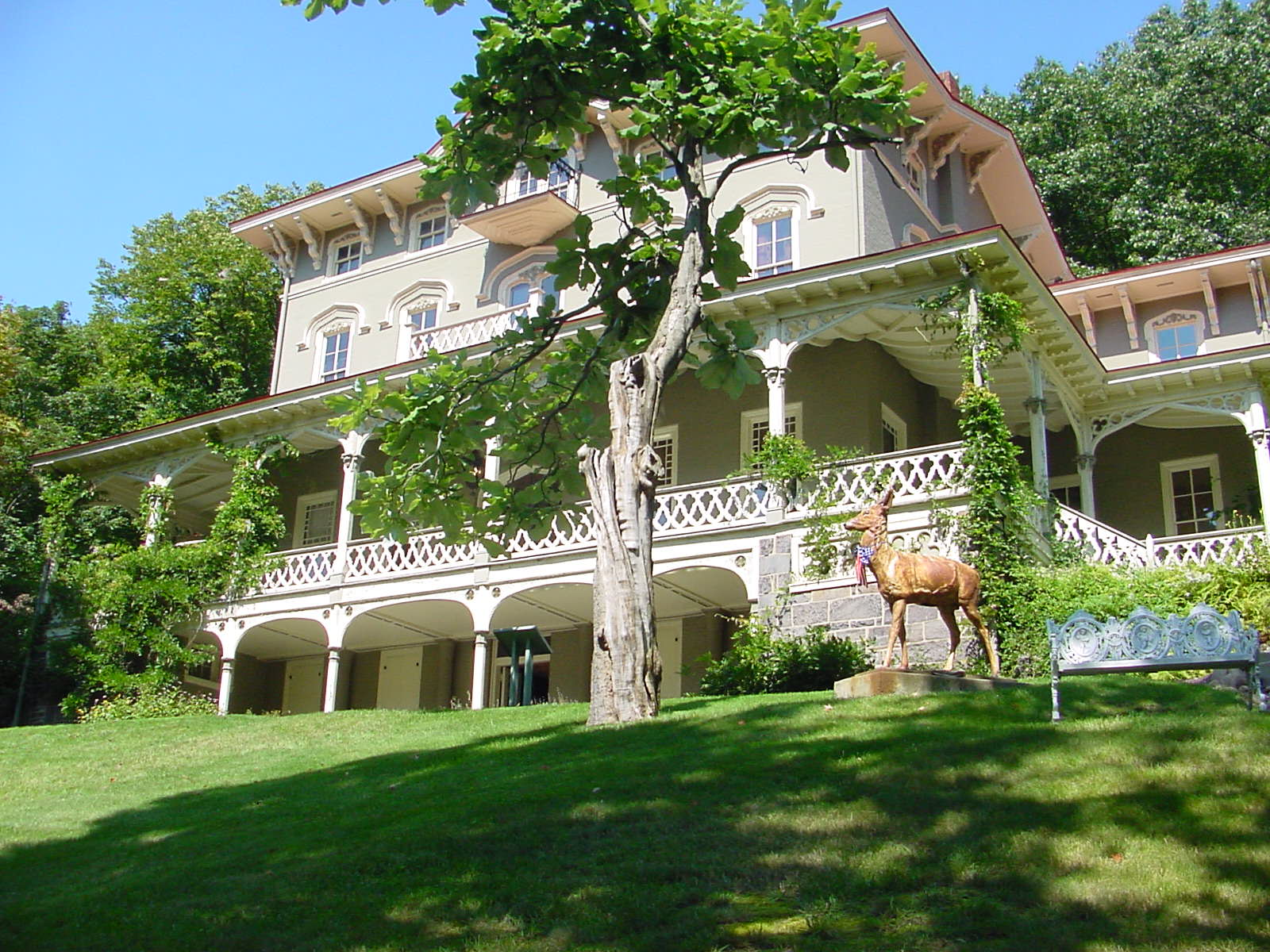 Rushmead Historic House File Packer Mansion001 Jpg Wikimedia Commons