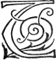 Page 179 initial from The Fables of Æsop (Jacobs).png