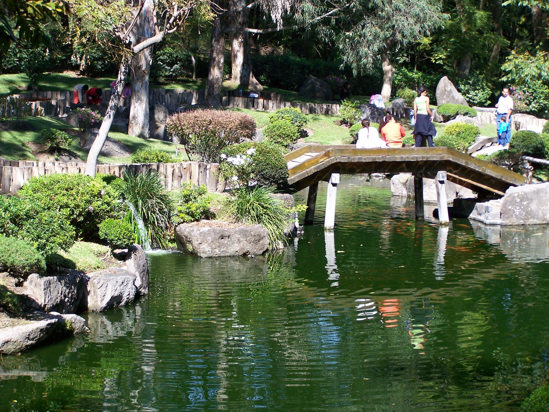 File parque wikimedia commons for Como ir al jardin botanico