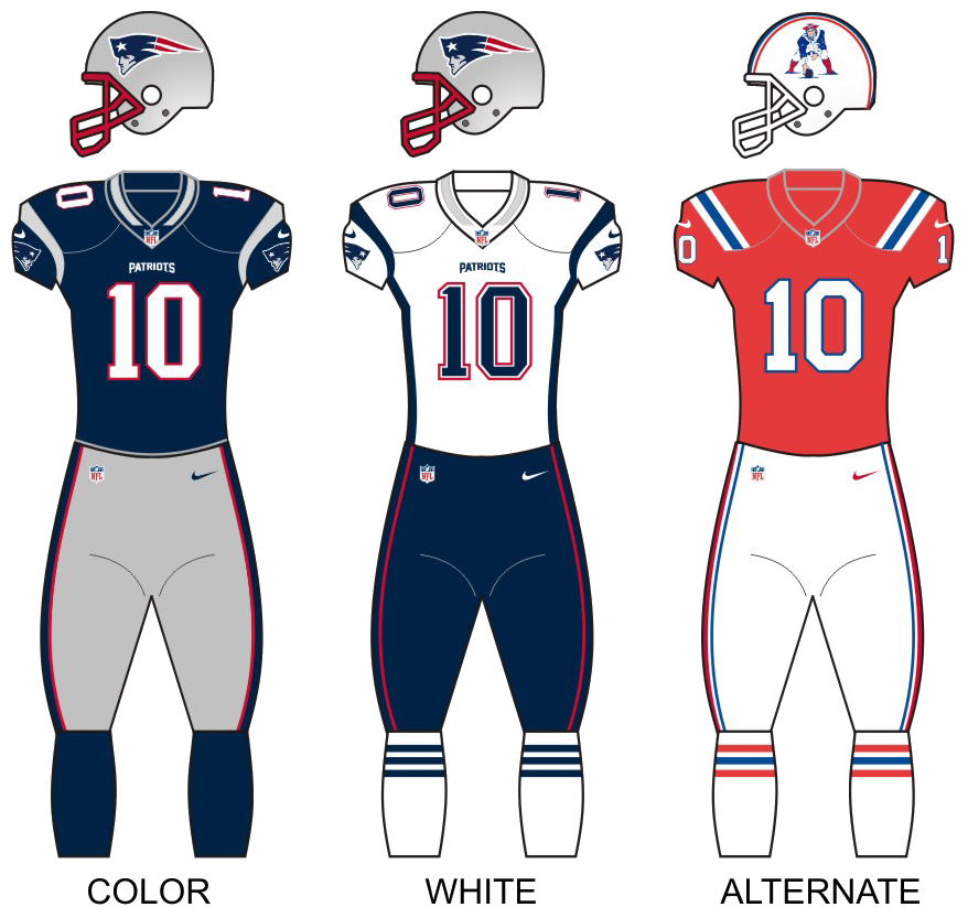 New England Patriots - Wikipedia