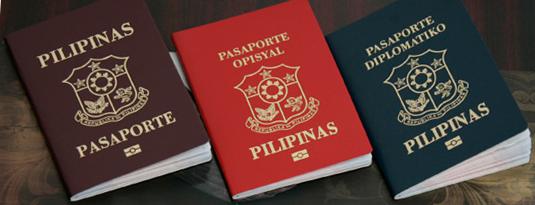 Philippine Passports Biometric