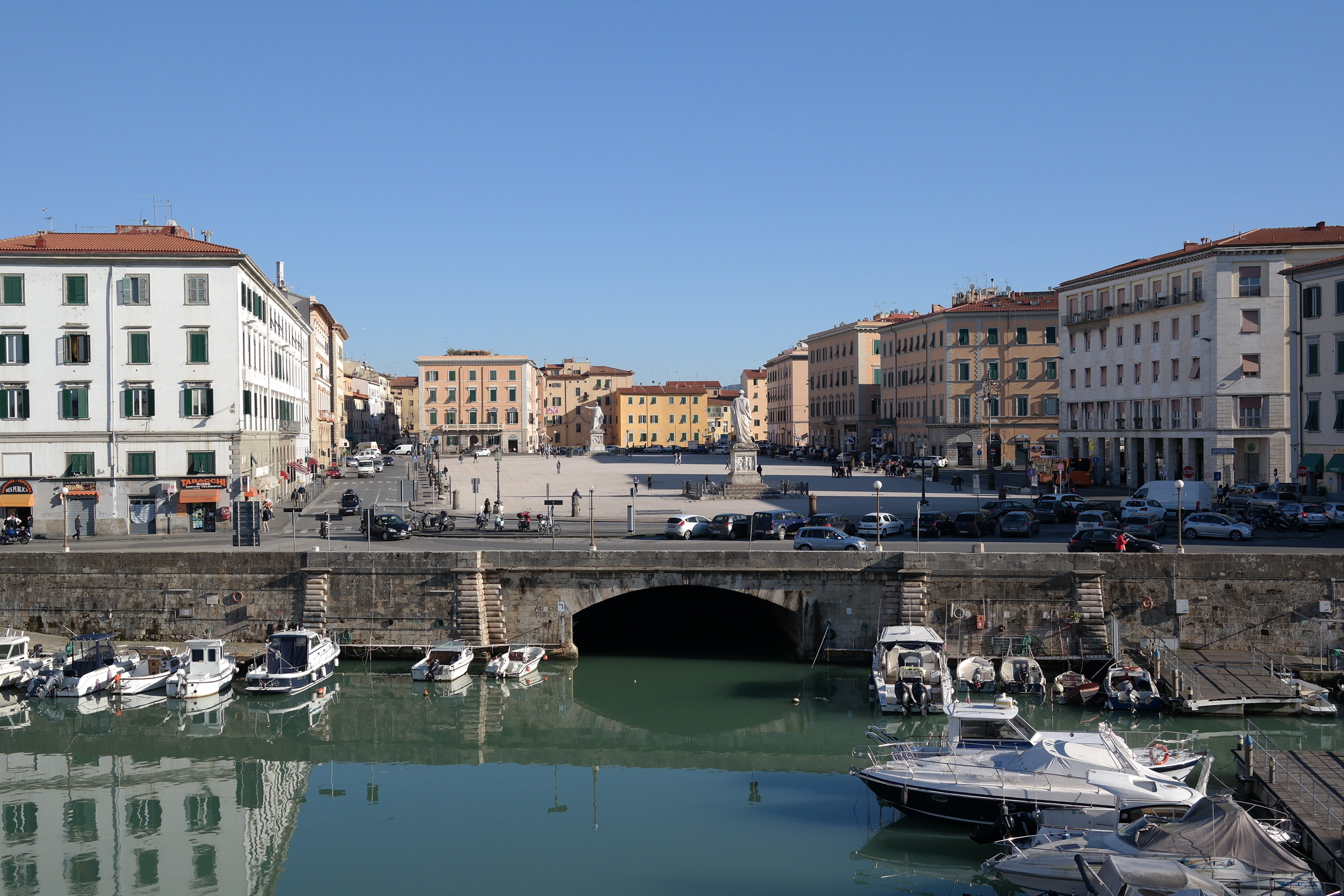 Escorted day trips from livorno italy