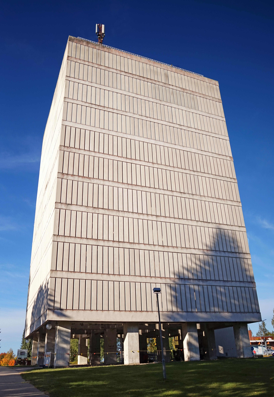 Pieksämäki water tower 2018.jpg