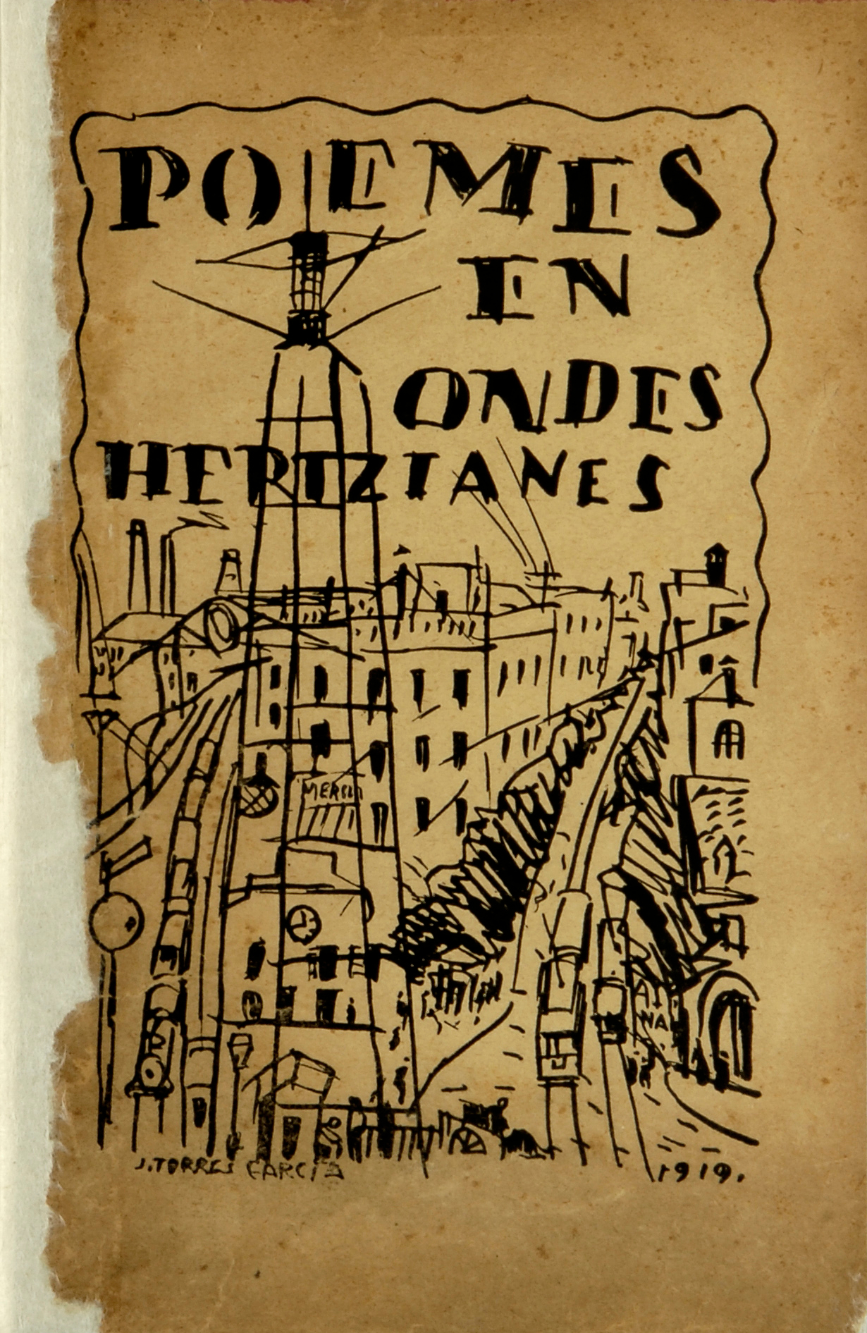 Poemes en ondes hertzianes (1919)
