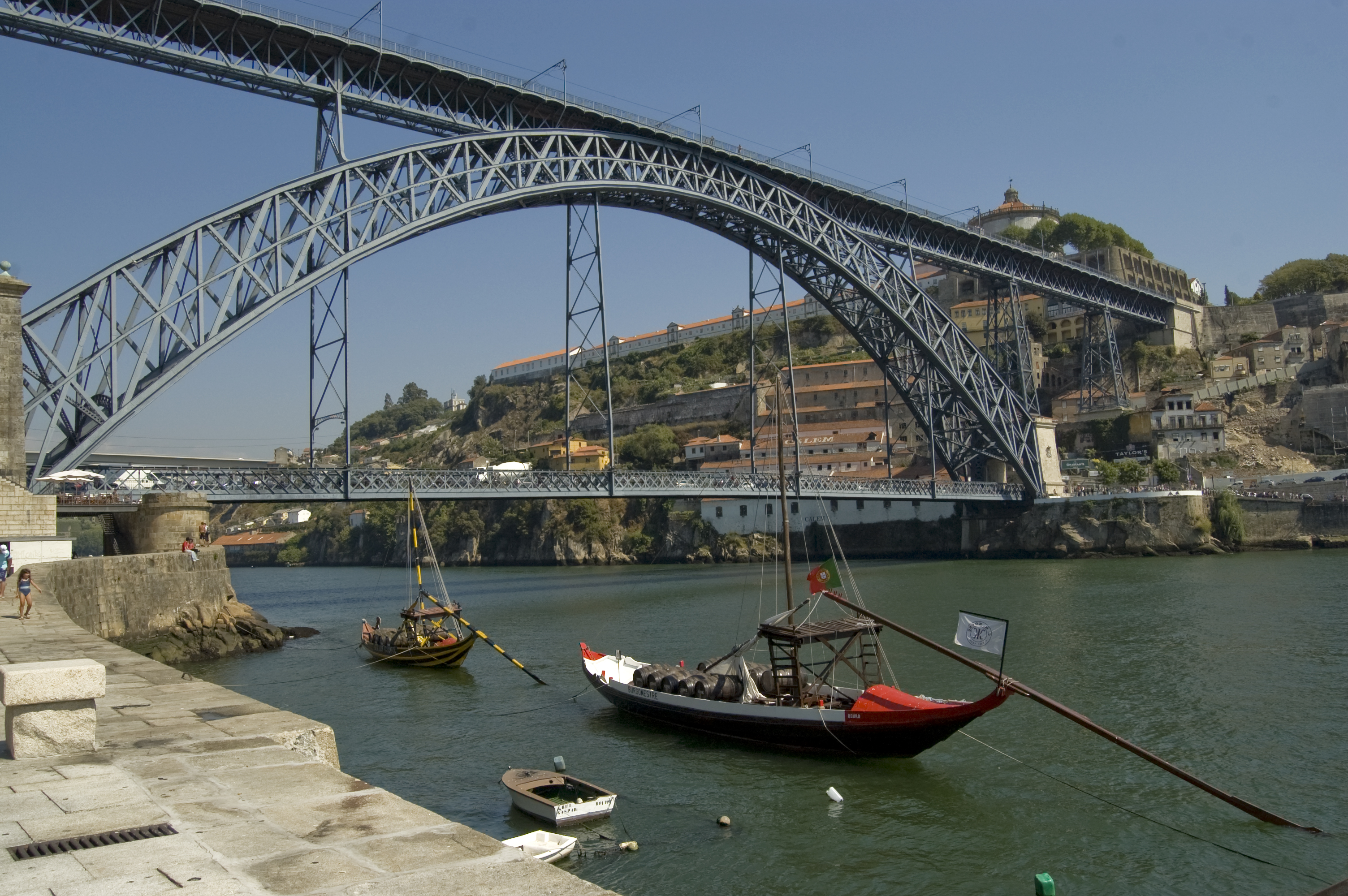 Risultati immagini per ponte d luis porto