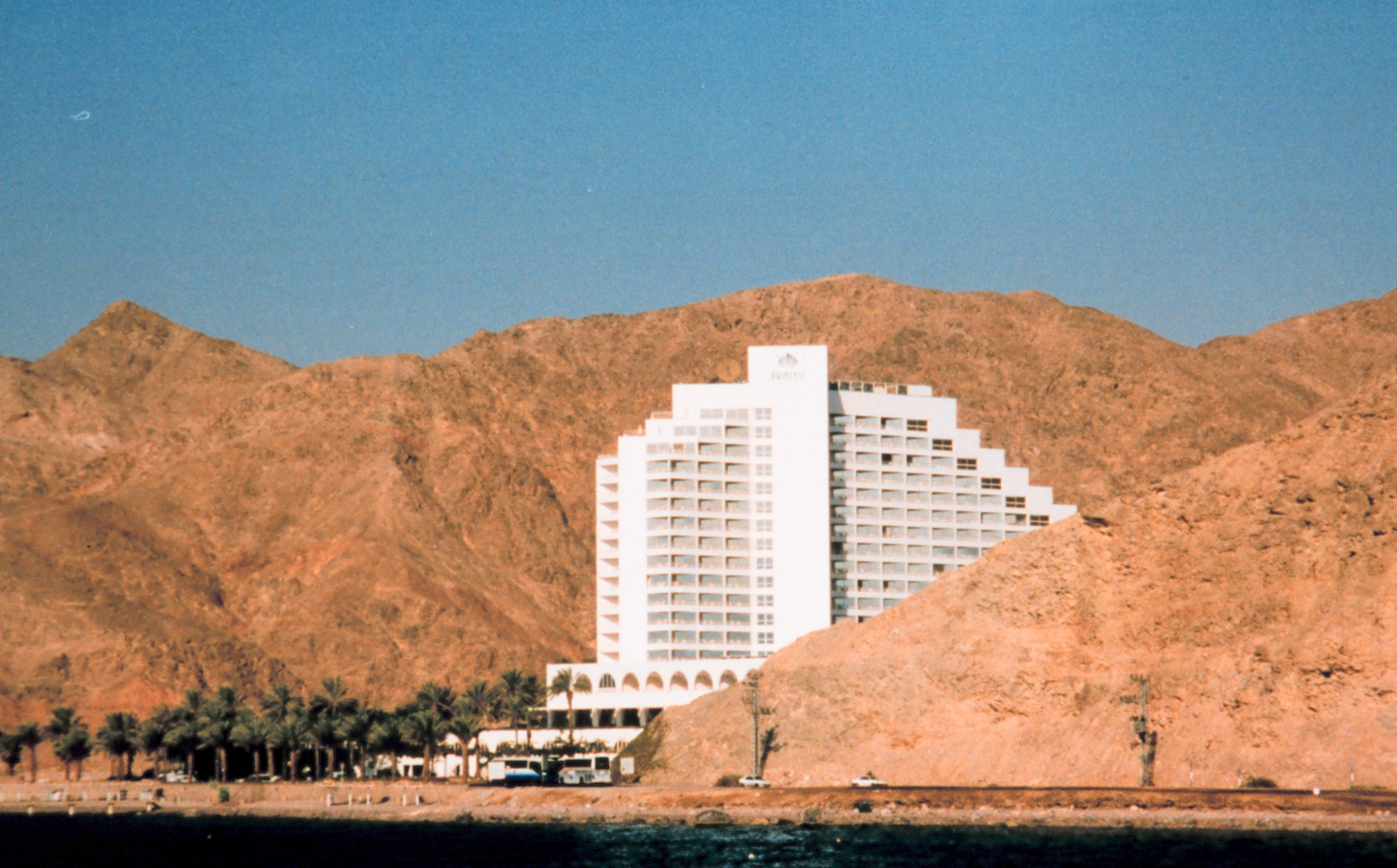 Room photo 4 from hotel Dan Eilat