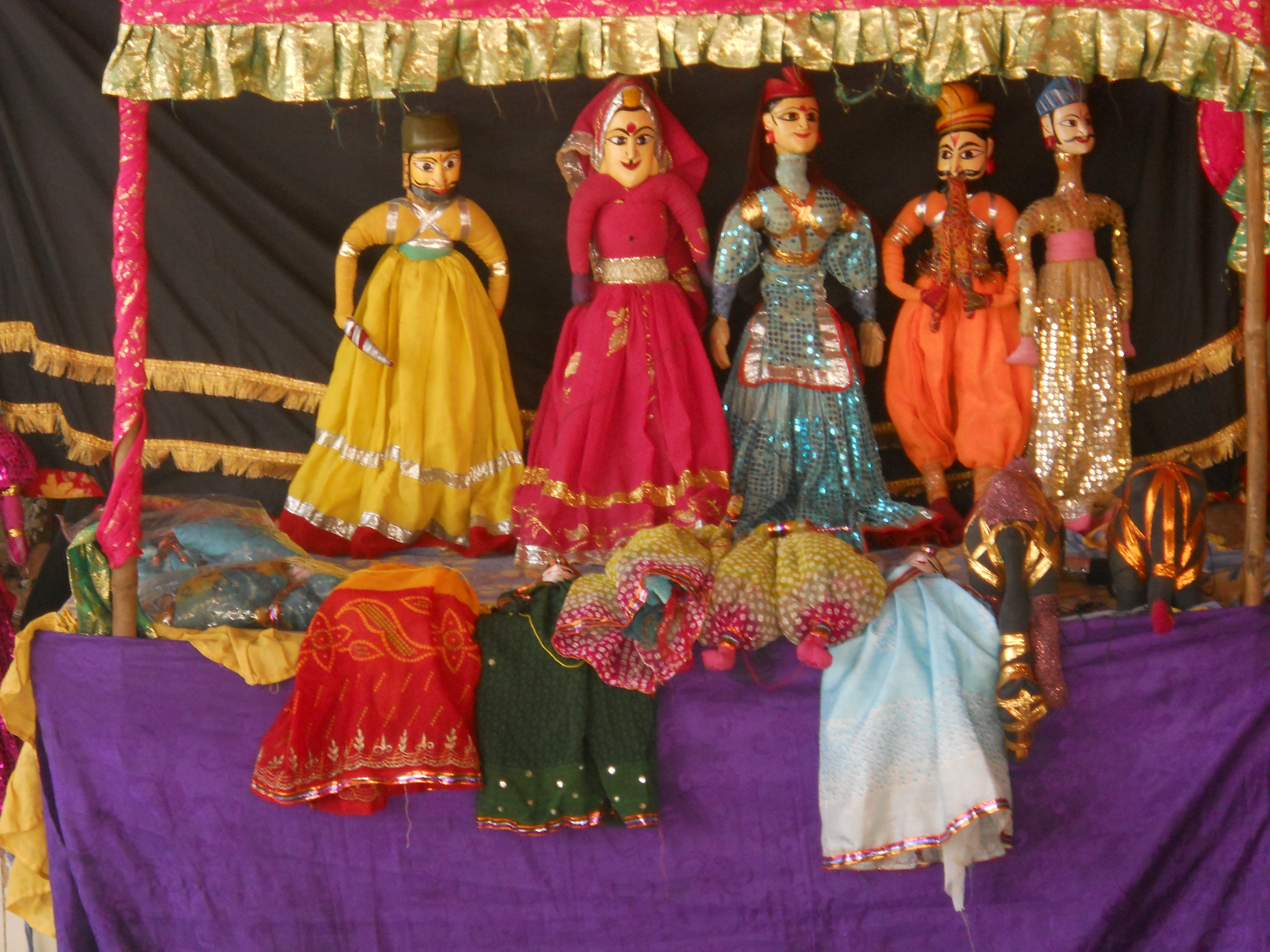 Image result for Puppet Show- Udaipur