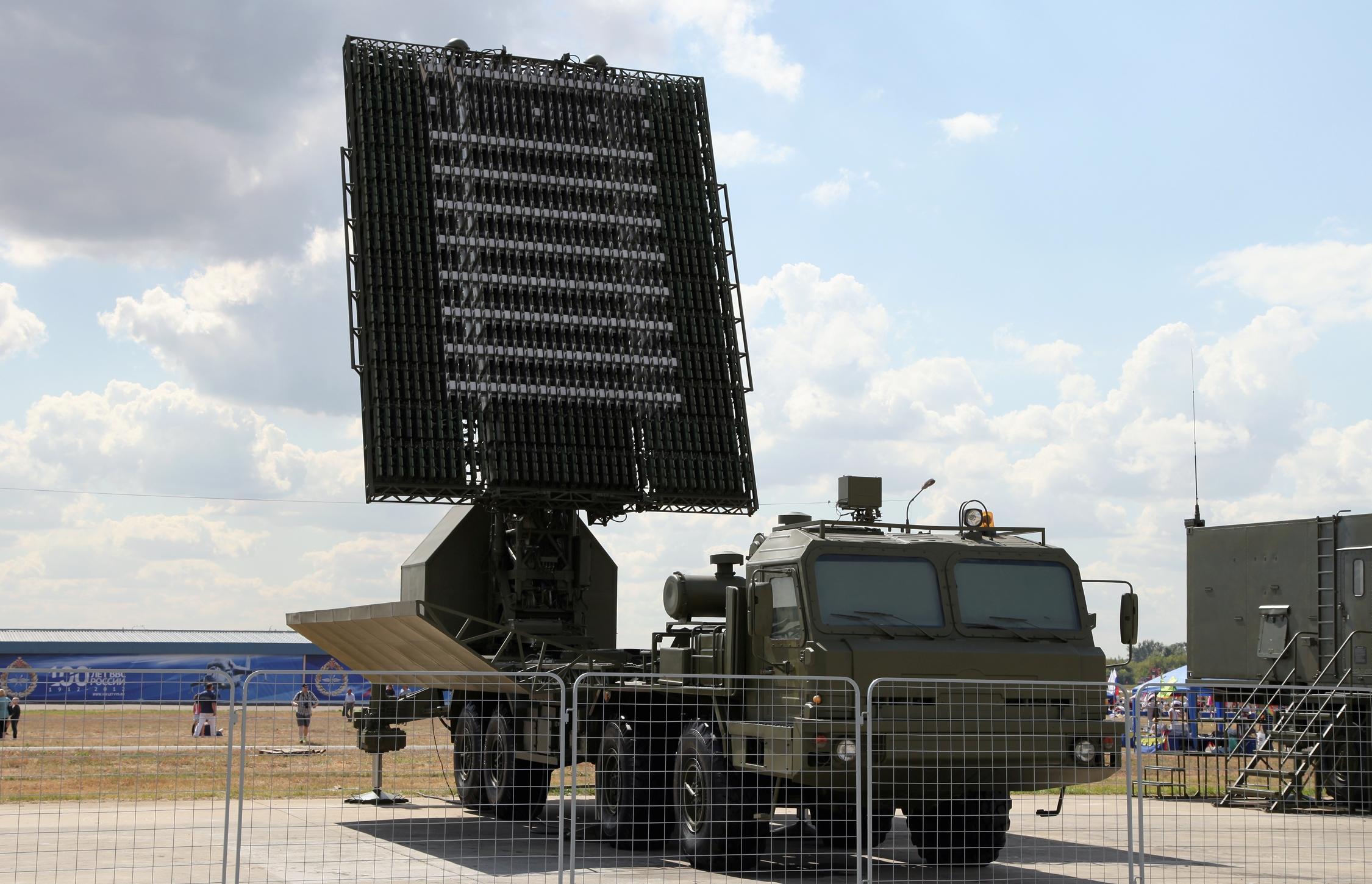Radar AESA RLM-D de banda L
