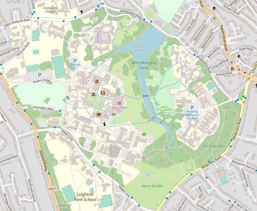 Whiteknights Park Wikipedia