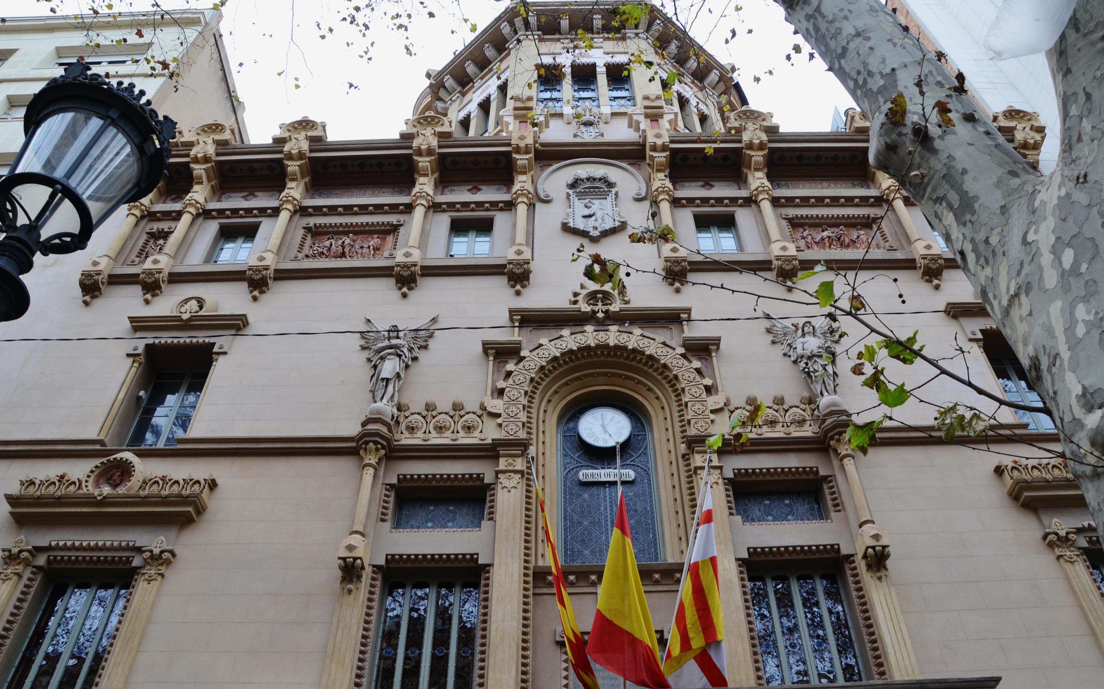 Image result for reial acadèmia de ciències i arts de barcelona