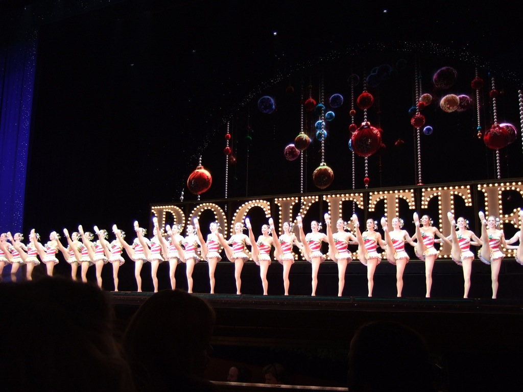 Rockettes Christmas Spectacular  Tour