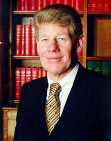 Roger W. Mills British economist
