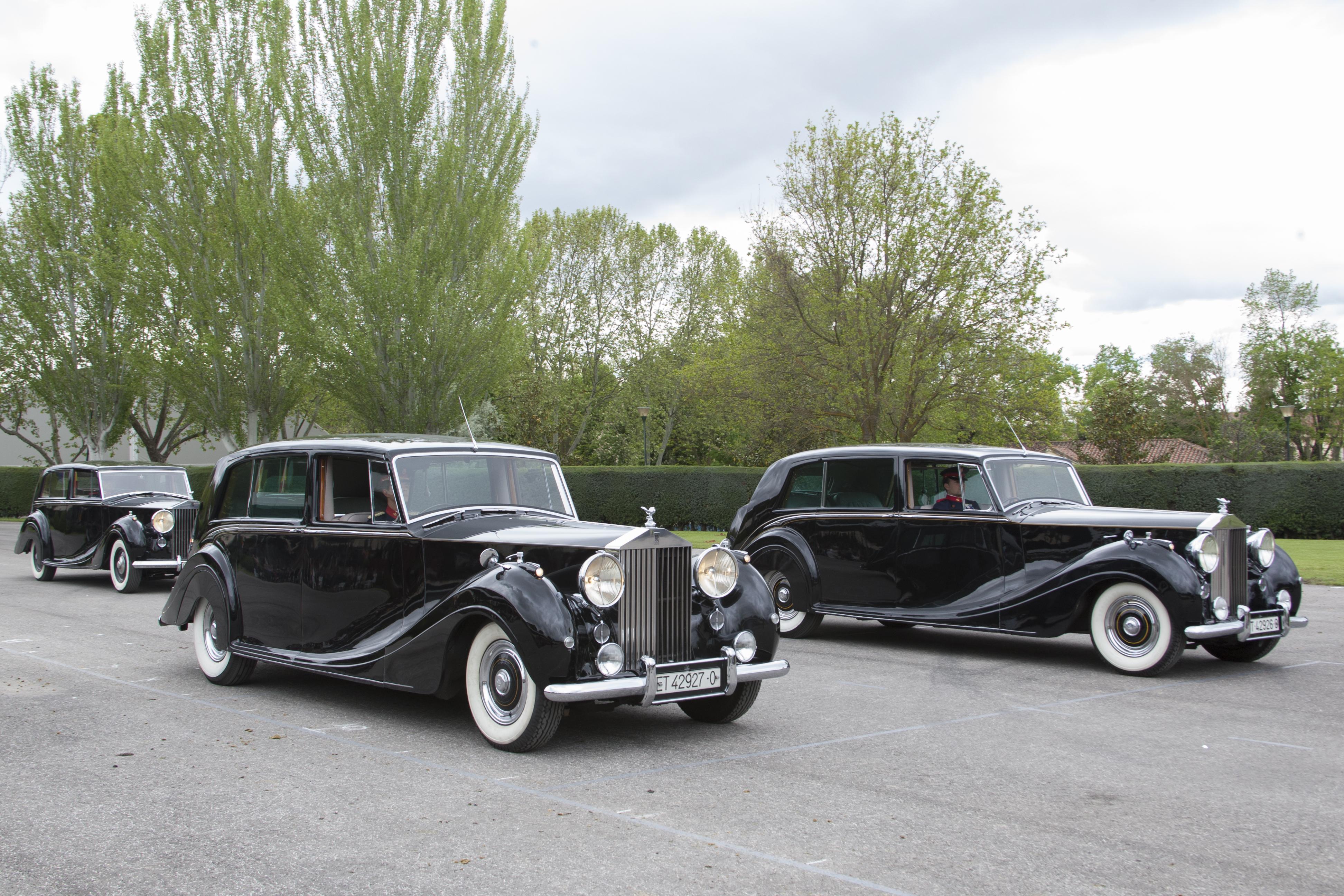 Rolls Royce Phantom Iv Wikipedia La Enciclopedia Libre