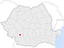 Vị trí của Rovinari