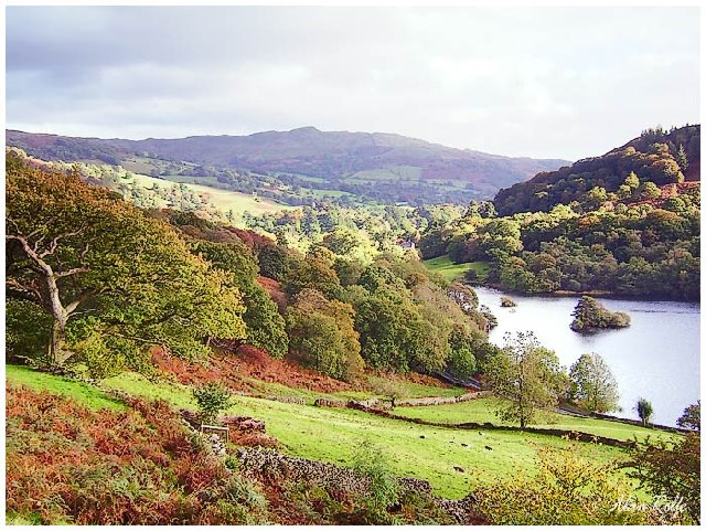 Rydal Water - geograph.org.uk - 27533