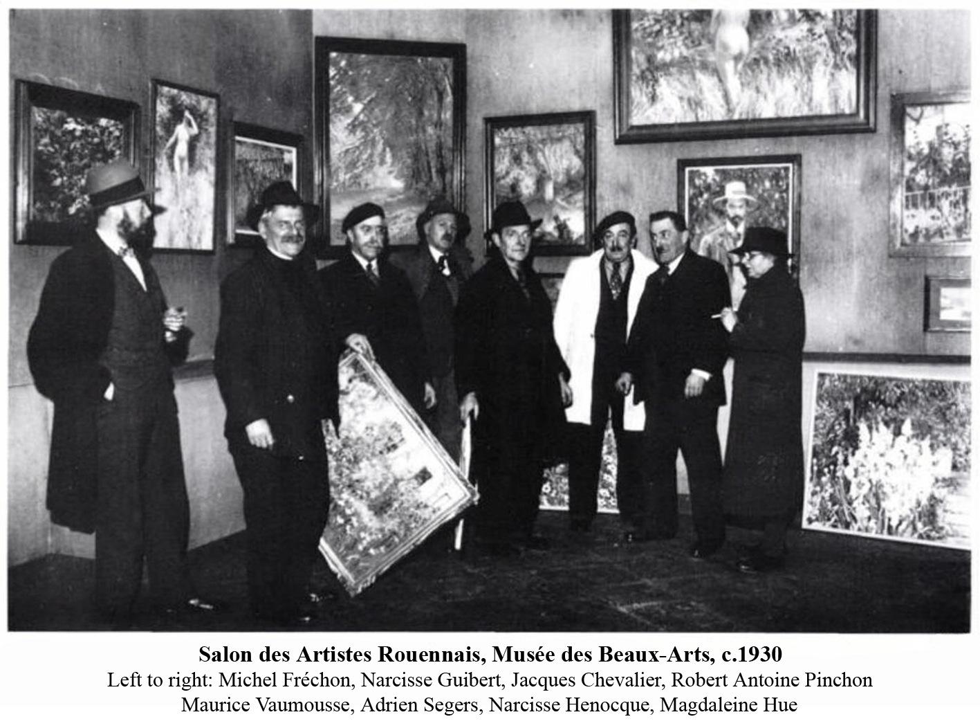 Scuola di rouen wikipedia for Le salon des independants