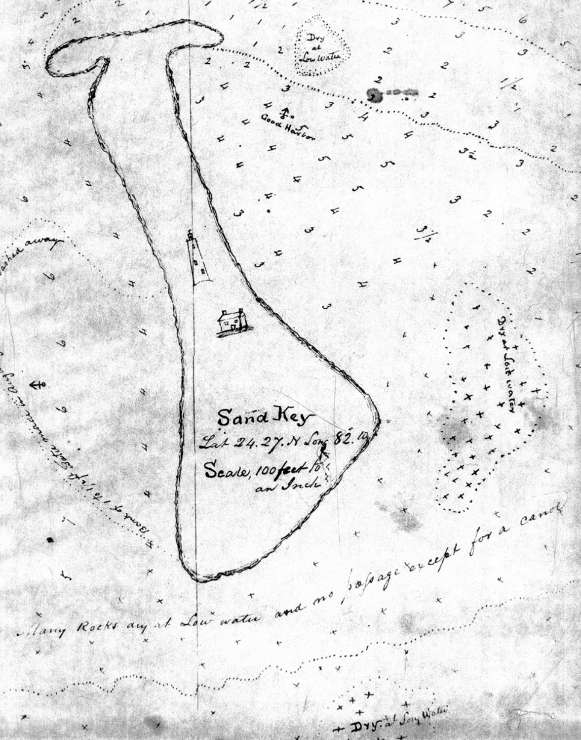 File:Sand Key, Florida map pre-1846.png - Wikipedia on 9gag map, language map, the republic of molossia map, freedom house map, encarta map, fusion tables map, global security map, streetview map, tanzania tourism map, 1964 electoral college map, hopkins medicine map, it network map, pirate bay map, bible places map, kansas cemeteries map, spaceport america map, hispanic latino map, the principality of sealand map, smithsonian institute map, icao airport codes map,