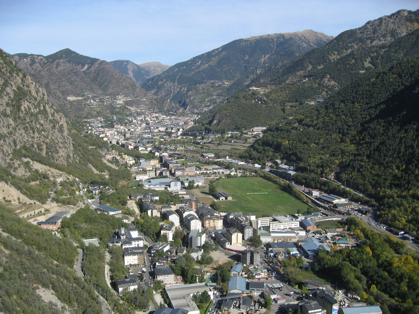 Santa Coloma d'Andorra - Wikipedia, the free encyclopedia ANDORRA