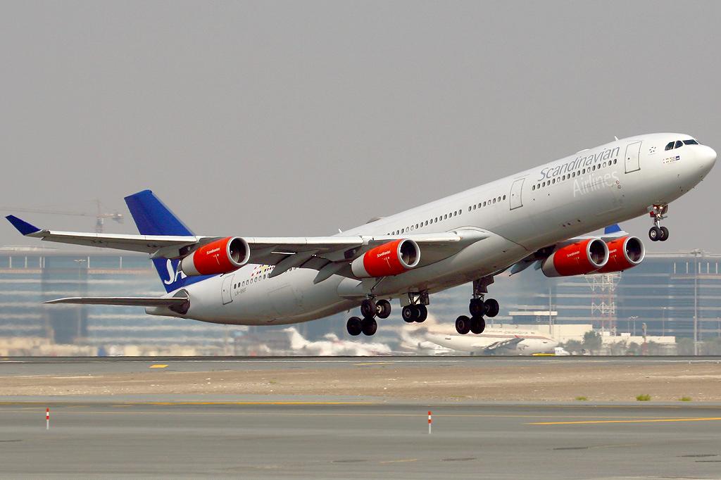 Resultado de imagen de Scandinavian Airlines System