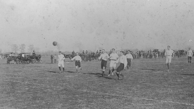 File Sevilla Fútbol Club Real Club Recreativo De Huelva 1909 Jpg Wikimedia Commons