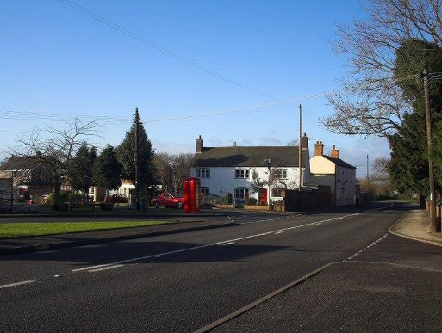 Shustoke village - geograph.org.uk - 108590