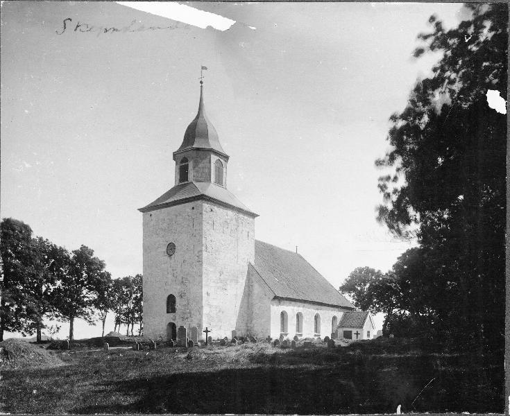 File:Skepplanda kyrka - KMB - unam.net