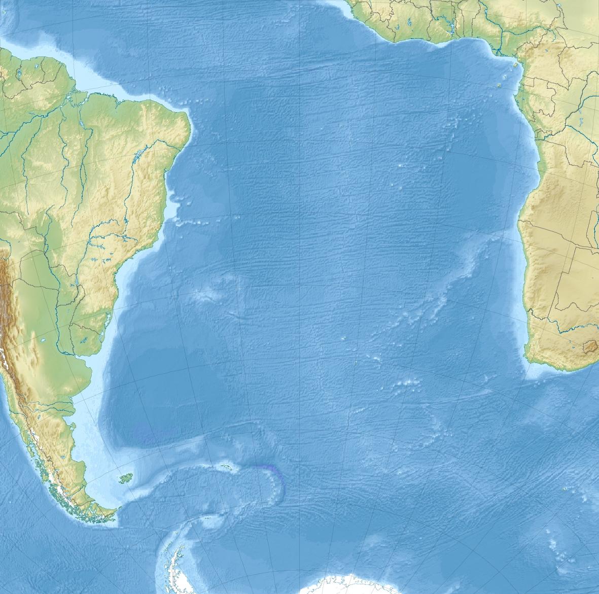 была атлантический океан фото на карте стартер для